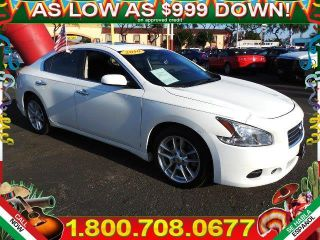 Used 2010 Nissan Maxima SV in Santa Ana, California