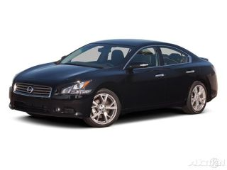 Used 2012 Nissan Maxima S in Morrow, Georgia