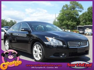 Used 2012 Nissan Maxima SV in Canton, Massachusetts