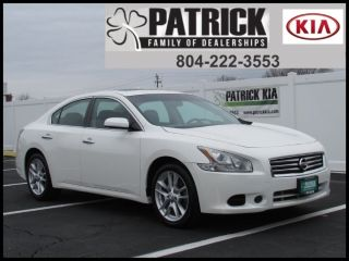 Used 2012 Nissan Maxima S in Richmond, Virginia