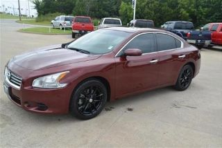 Used 2012 Nissan Maxima SV in Purcell, Oklahoma