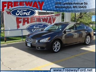 Used 2012 Nissan Maxima SV in Bloomington, Minnesota