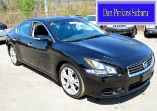 Used 2012 Nissan Maxima S in Milford, Connecticut