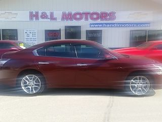 Used 2012 Nissan Maxima S in Renville, Minnesota