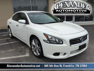 Used 2012 Nissan Maxima S in Franklin, Tennessee