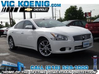 Used 2012 Nissan Maxima S in Carbondale, Illinois