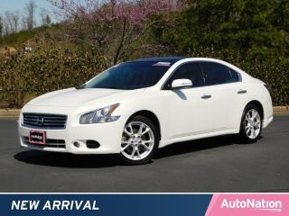 Used 2013 Nissan Maxima SV in Johnson City, Tennessee