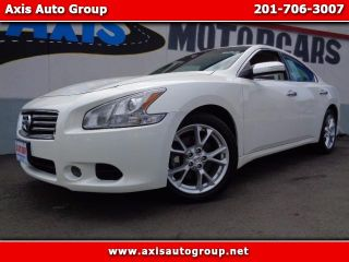 Used 2012 Nissan Maxima S in Jersey City, New Jersey