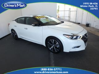 Used 2017 Nissan Maxima SL in Winter Park, Florida