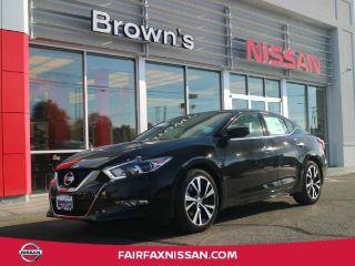 Nissan Maxima S 2018