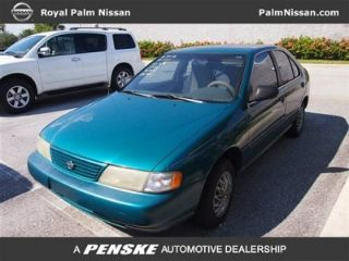 Used 1996 nissan sentra gxe in miami arizona publicscrutiny Images