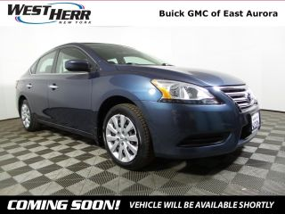 Used 2013 Nissan Sentra SV in East Aurora, New York