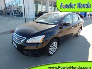 Used 2014 Nissan Sentra SV in Norman, Oklahoma