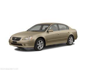 Nissan Altima SL 2002