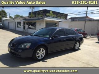 Used 2006 Nissan Altima S in Bentonville, Arkansas