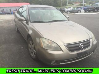 Used 2003 Nissan Altima S in LaFollette, Tennessee