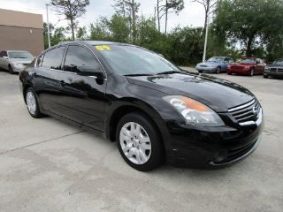 Used 2009 Nissan Altima S in Melbourne, Florida
