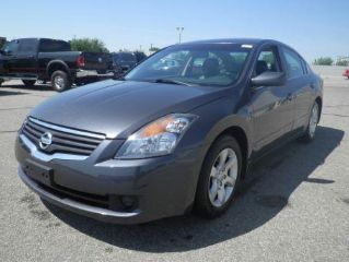Used 2009 Nissan Altima in Wichita, Kansas