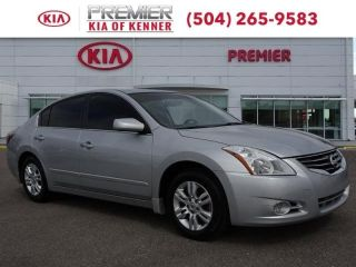Used 2012 Nissan Altima in Kenner, Louisiana