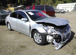 Nissan Altima S 2011
