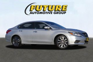 Used 2017 Nissan Altima SL in Roseville, California