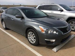 Used 2015 Nissan Altima S in Salina, Kansas
