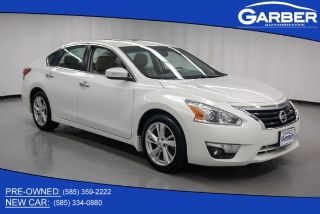 Used 2015 Nissan Altima in Rochester, New York