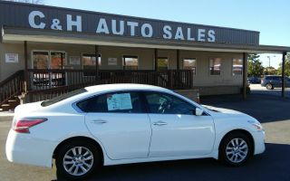 Used 2015 Nissan Altima In Troy Alabama
