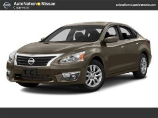 Used 2015 Nissan Altima S in Clearwater, Florida