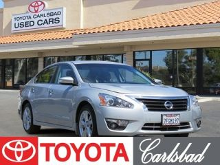 Used 2014 Nissan Altima SL in Carlsbad, California