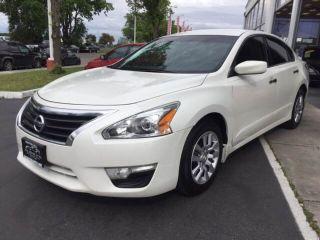 Nissan Altima S 2014