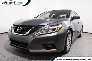 Used 2017 Nissan Altima S in Wall, New Jersey