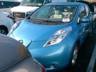 Used 2013 Nissan Leaf SV in Woodinville, Washington