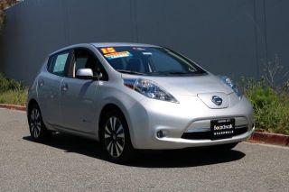 2015 Nissan Leaf SL