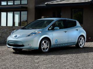 Used 2013 Nissan Leaf S in Corona, California
