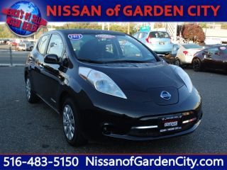 Used 2013 Nissan Leaf S in Hempstead, New York