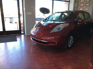 Nissan Leaf SL 2013
