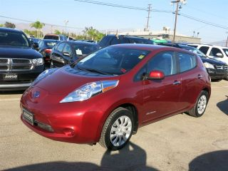 Used 2013 Nissan Leaf S in Pacoima, California