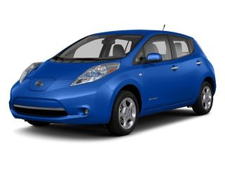 Used 2013 Nissan Leaf S in Miami, Florida