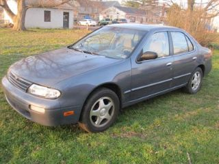 Used 1997 Nissan Altima GXE in Philadelphia, Mississippi