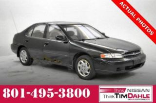 Nissan Altima GXE 1998