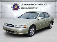 Used 1998 Nissan Altima GXE in Fort Wayne, Indiana