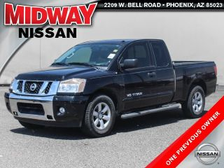 Used 2013 Nissan Titan in Phoenix, Arizona