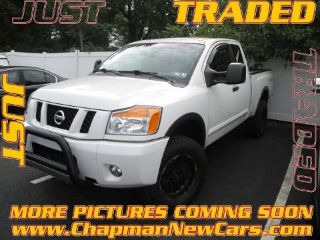 Used 2011 Nissan Titan PRO-4X in Horsham, Pennsylvania