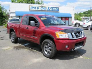 Used 2013 Nissan Titan PRO-4X in New Britain, Connecticut