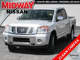Used 2013 Nissan Titan in Las Vegas, Nevada