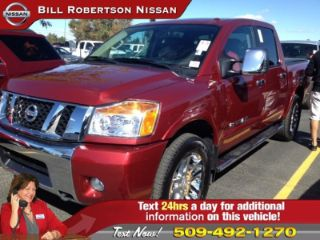 Used 2013 Nissan Titan SL in Pasco, Washington