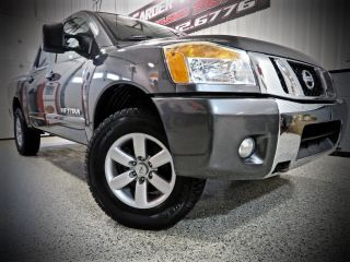 Nissan Titan SV 2011
