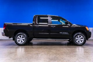 Used 2013 Nissan Titan S in Puyallup, Washington