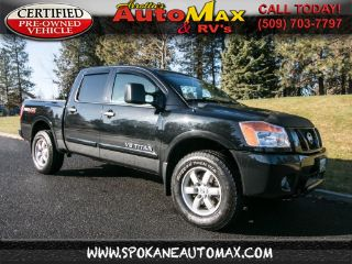 used 2011 nissan titan pro 4x in spokane washington top cheap car
